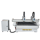 FW2030 double head wood cnc router for furniture