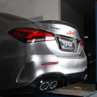 Catback Exhaust Factory Own Manufactur Stainless Steel Catback Exhaust For Benz A Class