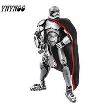 Звездные войны сборная фигура строительный блок игрушка Kyl Ren Chewbacc Дарт Вейдер Boba Jango Фетт Stormtroope совместимый(Китай)