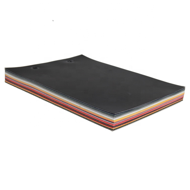 New product launch high quality canvas coated pvc fabric with good waterproof