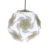 hanging pendant lights modern puzzle jigsaw lamps flower