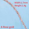 8-Rose gold