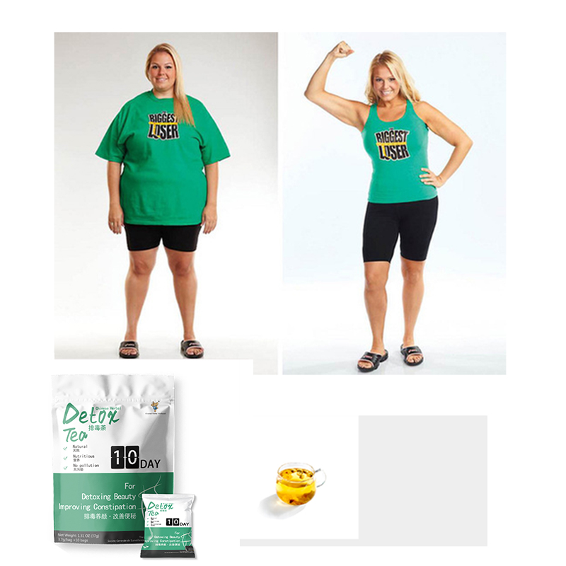 10 days detox lose weight tea Flat belly Sliming tea Fat Burning Tummy skinny tea - 4uTea | 4uTea.com