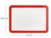 42x29.5cm-esquina corte blanco rojo amarillo negro blanco/amarillo