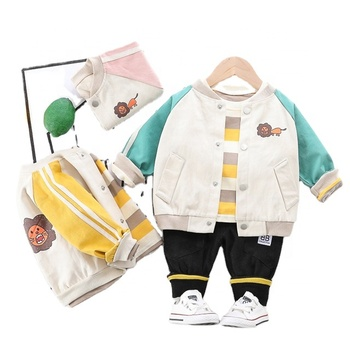Cheap Kids Clothes Sport Kids Designer Clothes Baby Clothes Sets Winter