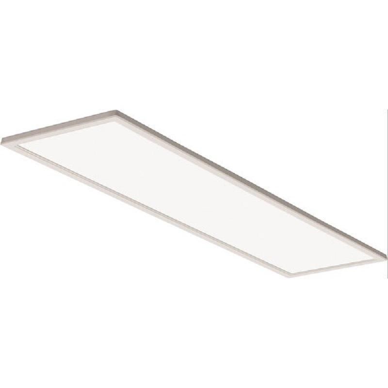 US Stock 2x4 130lmw DLC UL Flat LED Panel Light Price Office Ceiling Light Modern LED Non Backlit Panel