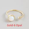 Gold-6 Opal