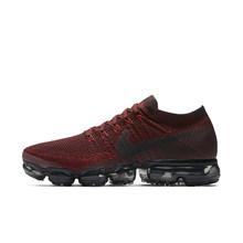 Оригинальные дышащие мужские кроссовки для бега от Nike Air VaporMax Flyknit, удобные Легкие беговые кроссовки 849558(Китай)