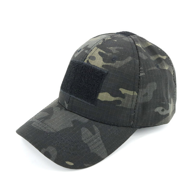 Tactical army cap Outdoor Sport Snapback stripe Military Caps Camouflage Hat Simplicity Army Camo Hunting Cap Hat For Men Adult