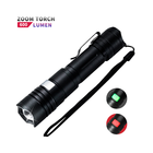 Work Torches Speed Dimming Modes LED Flashlight Camping USB Rechargeable Lighting Portable Flash light Lamp Zoom Flashlight