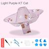 Licht Lila KT Katze-11 geschenke für freies
