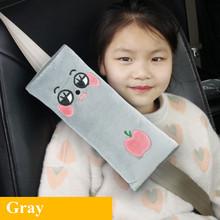 1 шт. мультяшный автомобильный ремень безопасности, чехол, милые подплечники, детская подушка для сна, безопасное расположение, прокладка, а...(China)