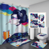 Shower curtain F
