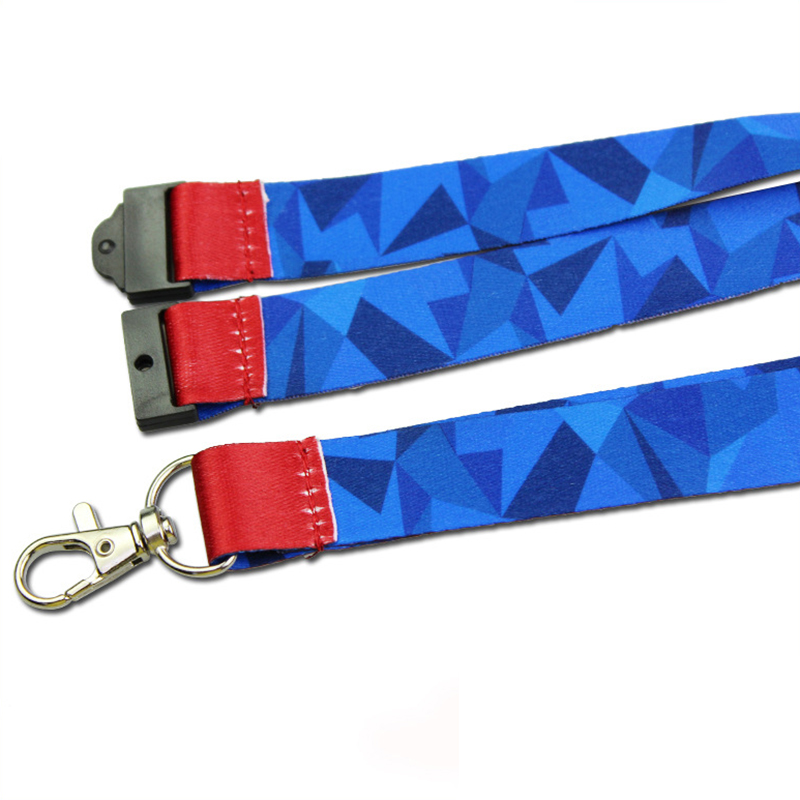 Office Neck Lanyards with Plastic Safety Breakaway Buckle Lanyard for ID Badge,Key,Women Men Cell Phones