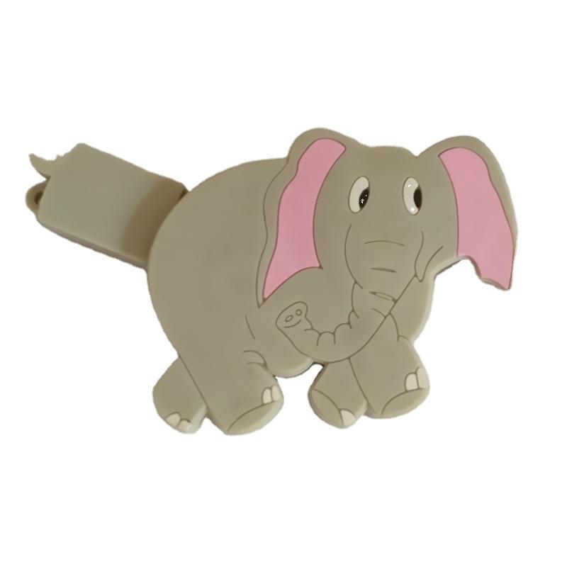 gift elephant animal usb flash drive 4gb 64g cute pendrive 32gb 16gb 8gb u disk memory stick 512mb free shipping - USBSKY | USBSKY.NET