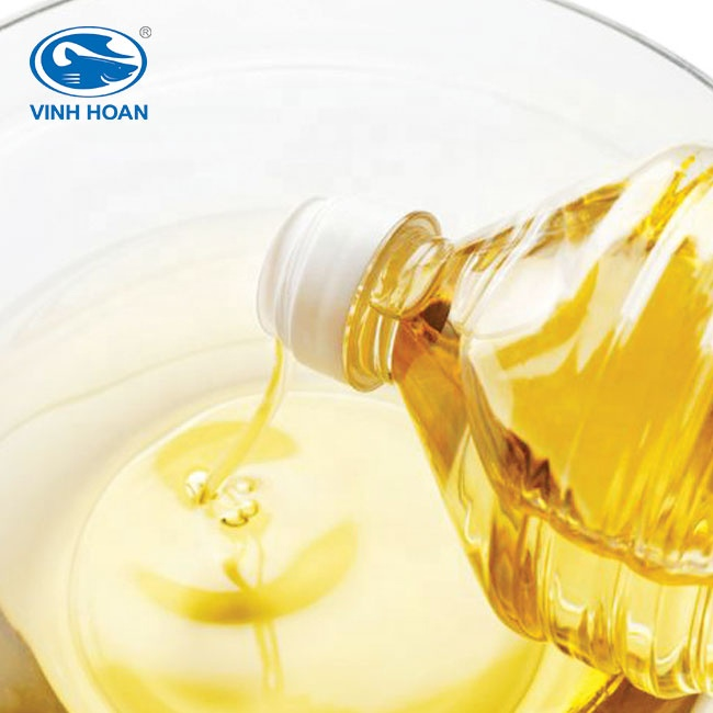 Top Quality Refined fish oil (Pangasius hypophthalmus) from Vietnam