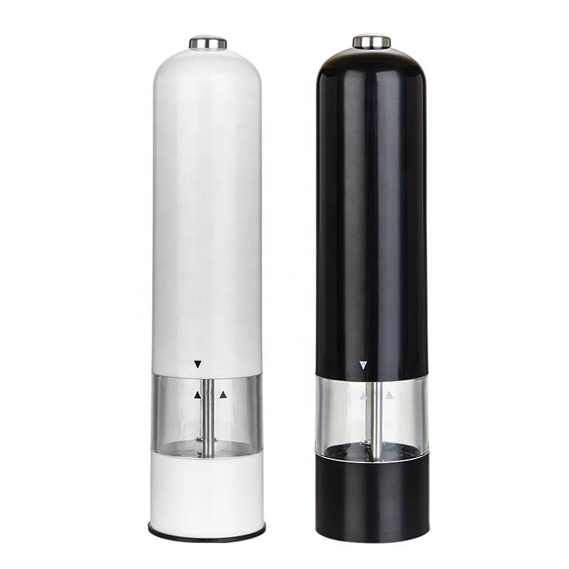 Electric Salt And Pepper Grinder Set With Adjustable Coarseness Automatic Pepper And Salt Mill Battery Powered Buy Best Electric Salt And Pepper Grinders Battery Operated Salt And Pepper Grinders Best Unicorn