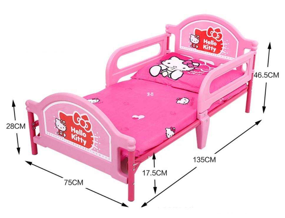 Plastic children bed chidren bedroom furniture