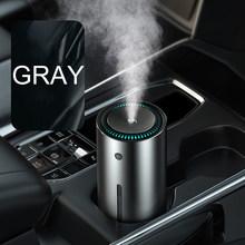 Baseus 300 мл увлажнитель воздуха для автомобиля Арома-диффузор эфирного масла для дома и офиса очиститель воздуха для автомобиля нано-спрей не...(Китай)