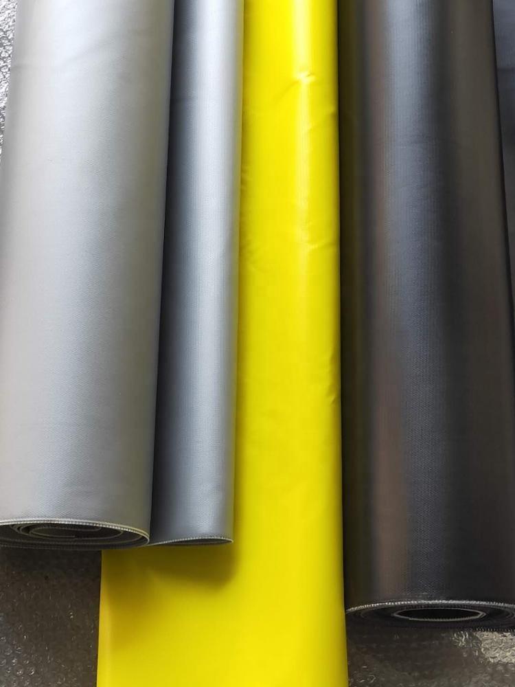 Двусторонняя Водонепроницаемая стеклянная ткань с силиконовым покрытием