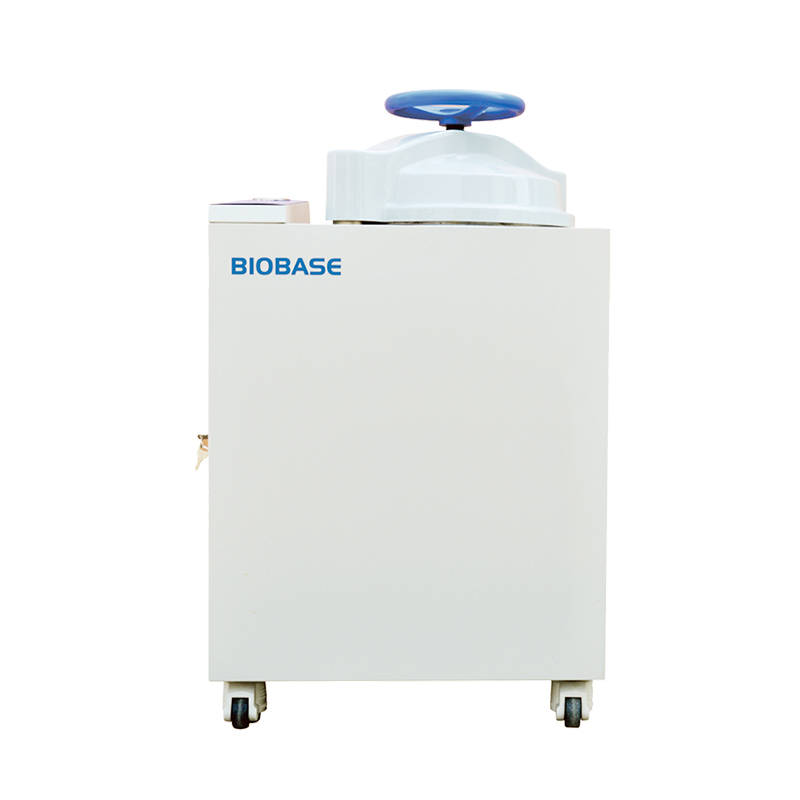 BIOBASE Vertical Autoclave Hand Wheel Type 75L medical sterilization laboratory autoclave