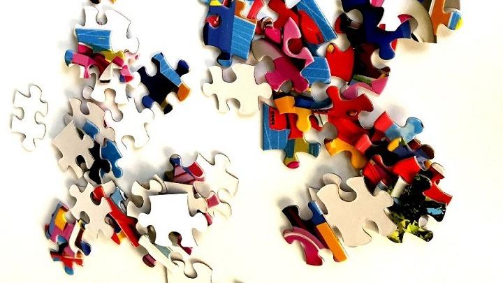 Benutzer definierte Logo Druckpapier Pappe 1000 Stück Puzzles für Erwachsene benutzer definierte Puzzles