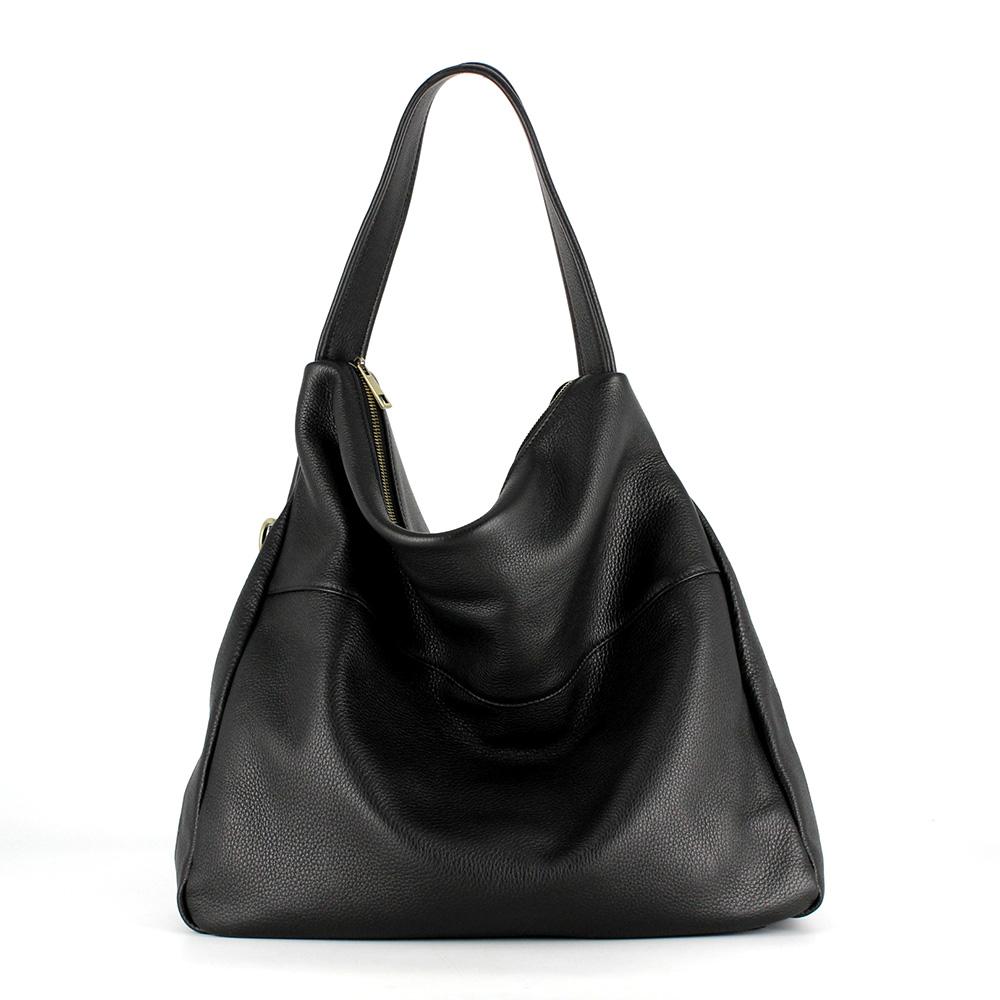 Заводская изготовленная на заказ Высококачественная женская модная сумка Хобо из натуральной кожи