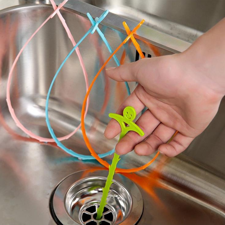 Оптовая продажа, популярный трубопровод для очистки волос в ванной комнате