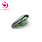 Emerald Pear Emerald Stone Synthetic Green Zircon Pear Shape Top Quality Stone