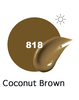 818 COCONUT BROWN
