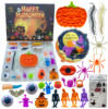 E1 24pcs  Halloween set