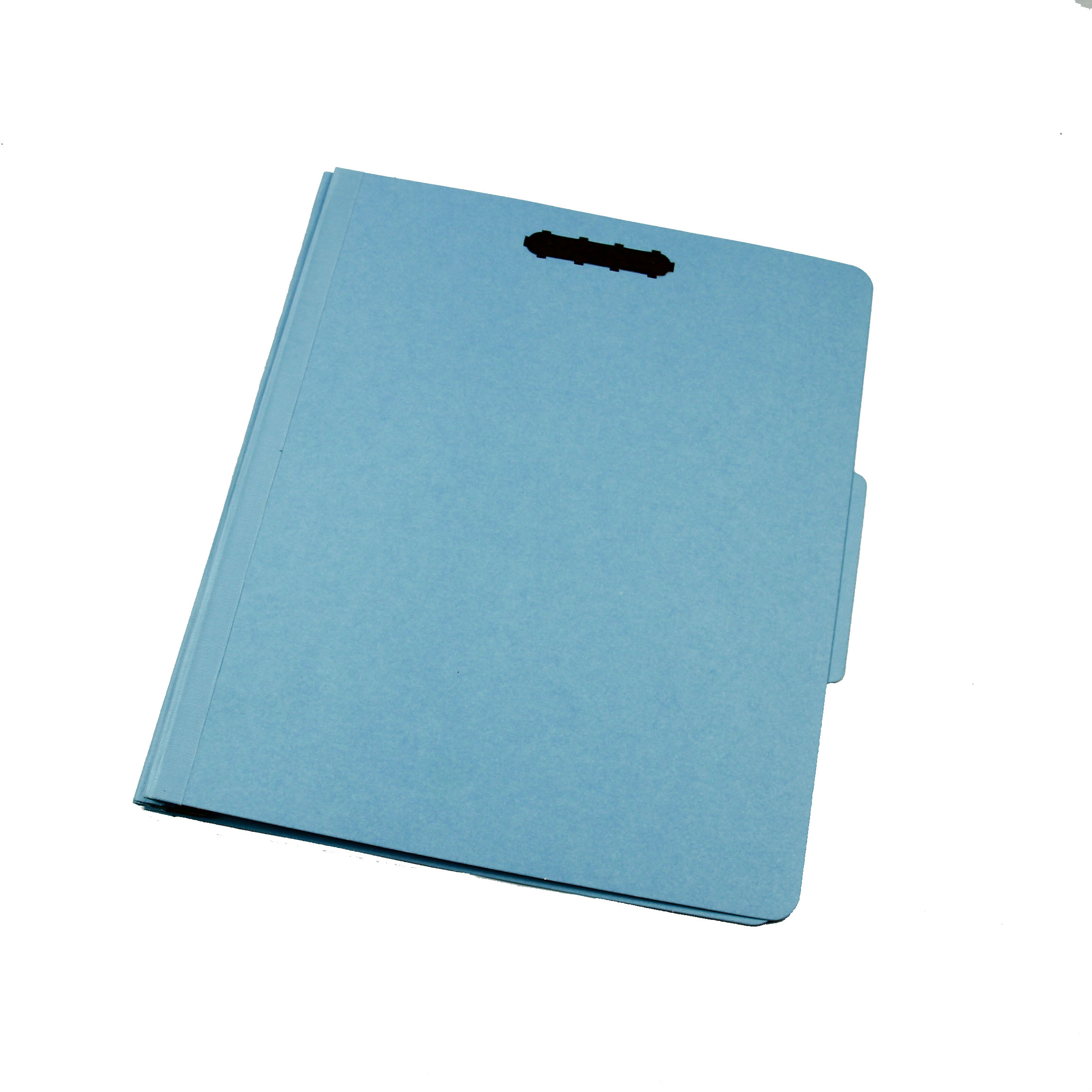 Темно-синий с логотипом Толстая папка для бумаг классификация папка для файлов A4