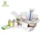 Organic Toiletries Hotel Amenities Wholesale Organic Biodegradable Hotel Toiletries Hygiene Kit Supplier Amenity Set