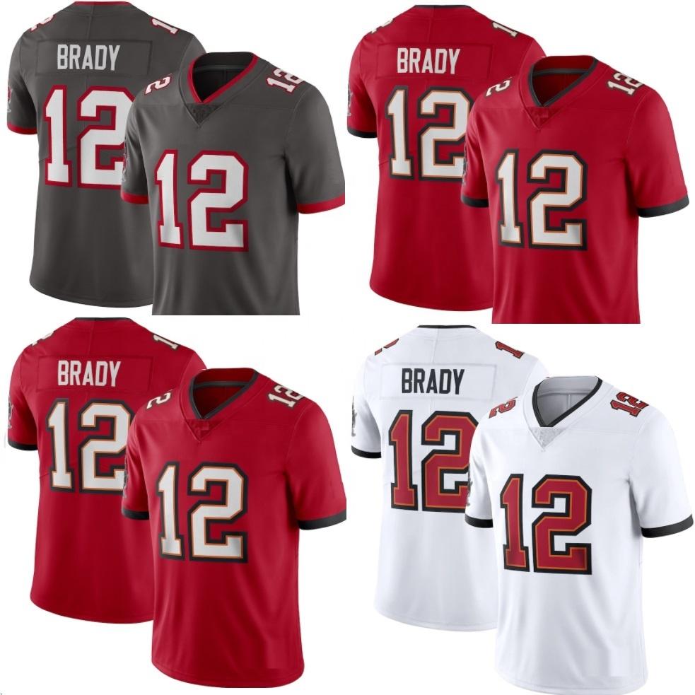 Football Jerseys American Custom Made Tom Brady Football Jerseys ...