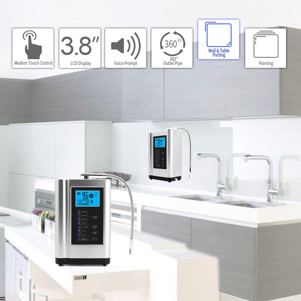 Ионизатор щелочной воды Японская технология для дома