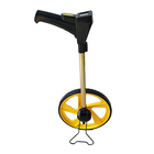 1050mm Extended Length Distance Measuring Wheel With 12.5inch Diameter of Rubber Wheel