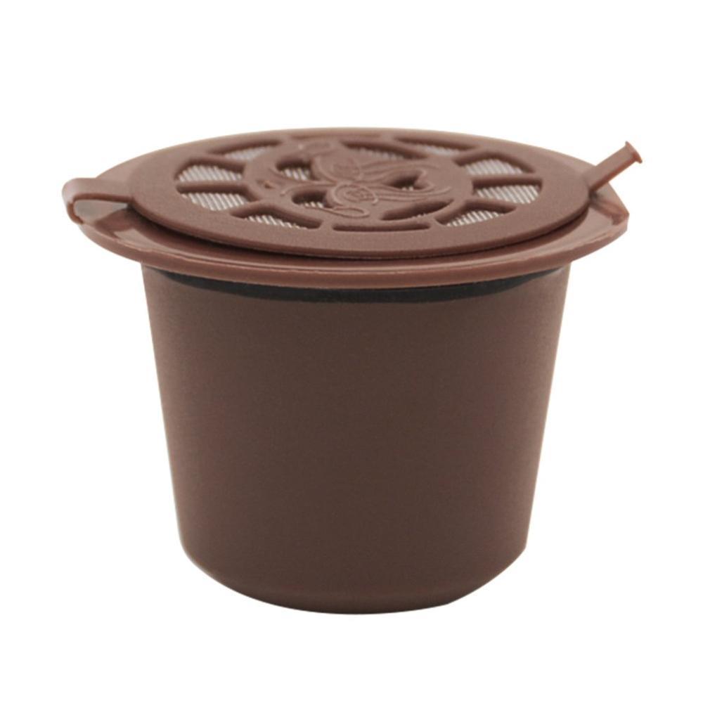 Многоразовые кофейные капсулы маленькие многоразовые заполненные кофейные колпачки чашка sule фильтр для кофе Repeatable Recycling Крышка для кофе(Китай)