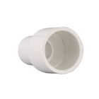 "Pipe Fittings Pipe Pipe Fittings 1/2"" To 4"" Best Price Good Quality PVC PIPE FITTINGS ASTM D2466 SCH40 PVC Reducing Coupling"