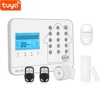 Wireless Door Window Burglar Alarm Magnetic Home anti-theft DIY Kit Loud 110 dB Burglar Alert Security System