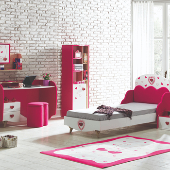 Love Bird Kids Bedroom - Children Bedroom Set - Kids Furniture