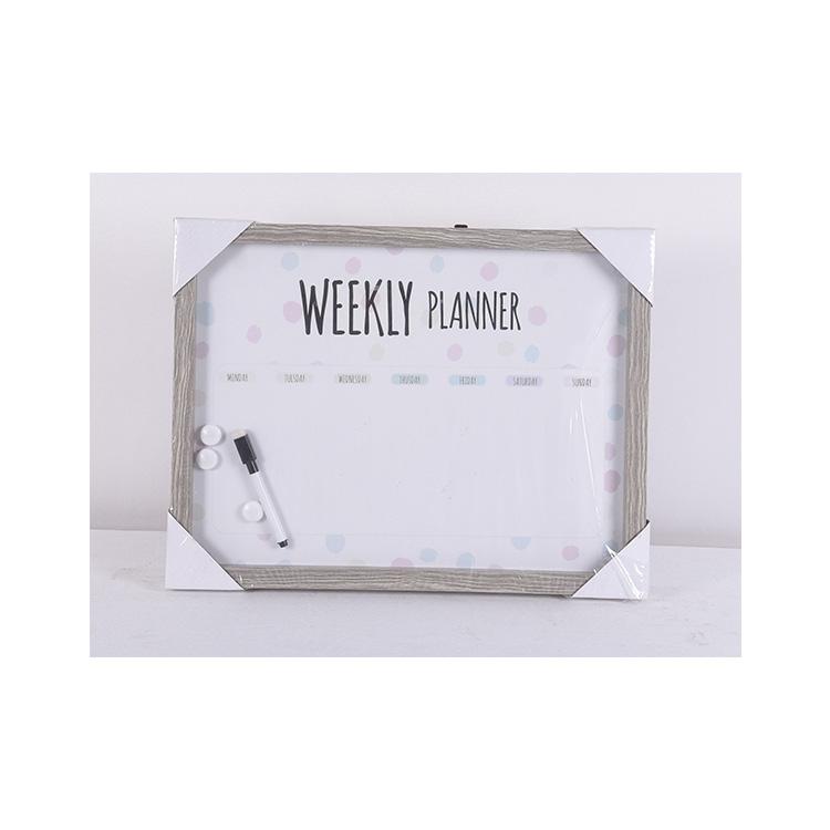 Wholesale Dry Erase Magnetic Whiteboard Weekly Planner Personal Calendar Board - Yola WhiteBoard   szyola.net