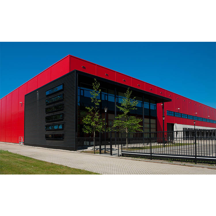 Профессиональная промышленная стальная конструкция дешевый склад