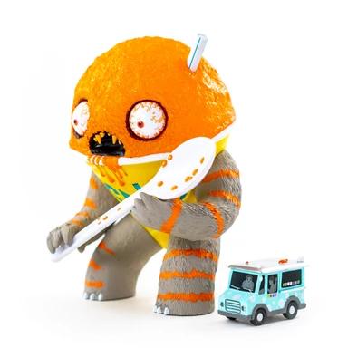 Custom designer vinyl figure toy, oem manufacturer art vinyl toy production
