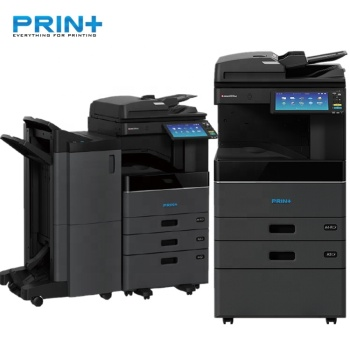 Photo Copy Machine With Finisher