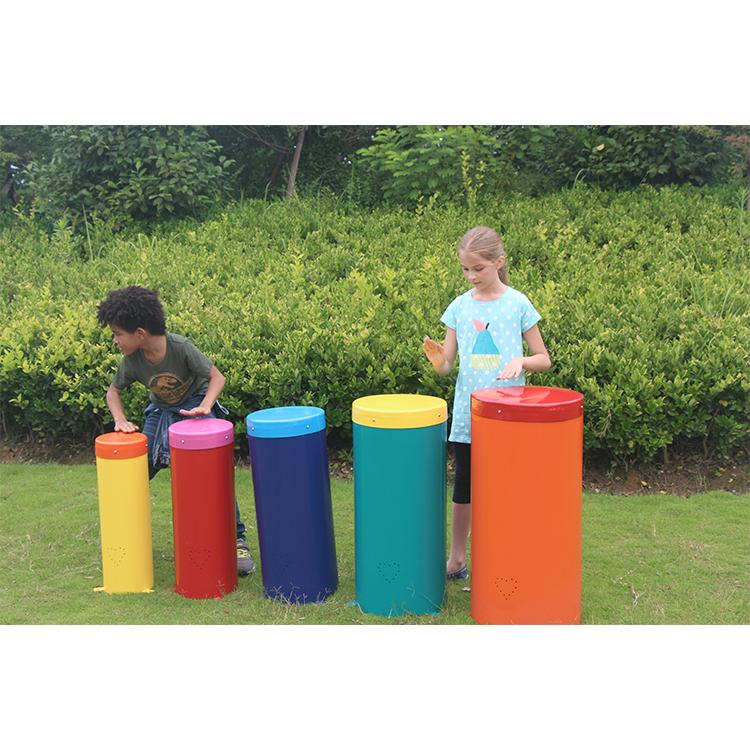 Открытый детская площадка ударный инструмент барабан стенд барабан набор для детей