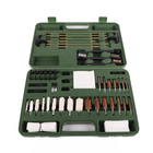 Cleaning Case 62 PC Universal Gun Cleaning Kit With Blow Mold Case