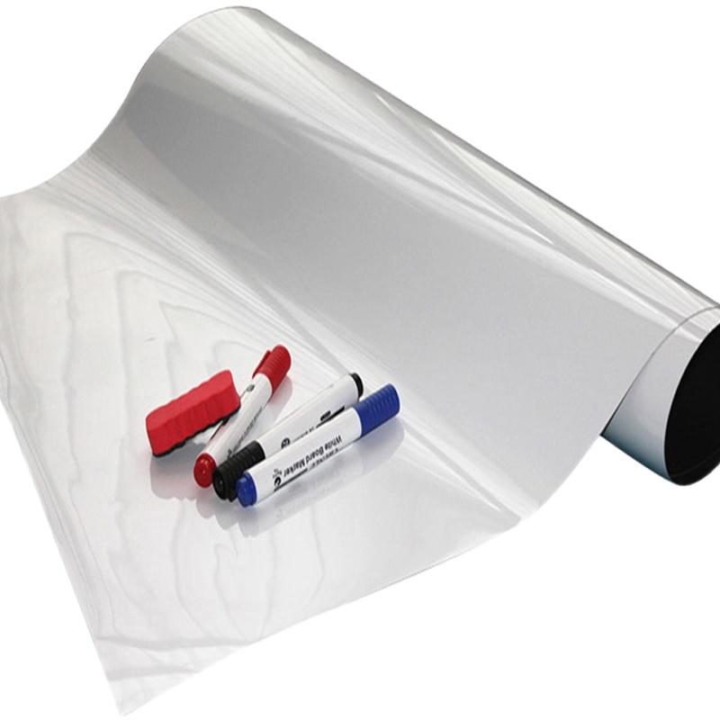 "Reversible 72 x 40""dry erase peel and stick wallpaper static cling film tape for whiteboard sticker - Yola WhiteBoard | szyola.net"