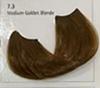 7.3 Medium Golden Blonde