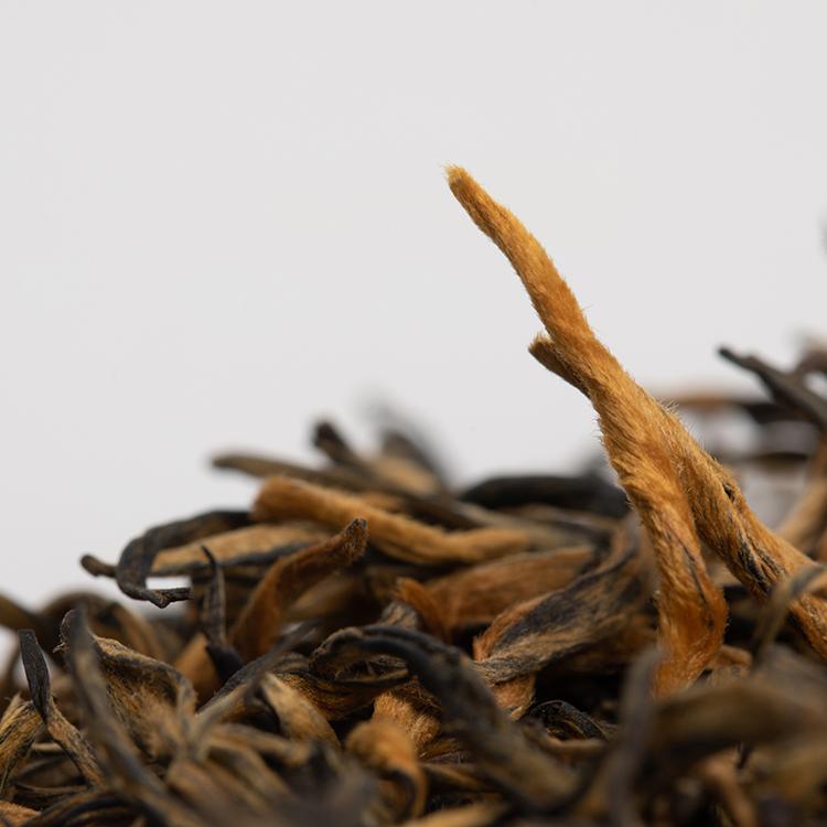 fresh taste organic loose raw extract powder Kung Fu Black Tea - 4uTea | 4uTea.com