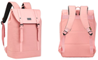 School School Backpack Manufacture 2021 NEW Cotton Backpack Fashionable Pink School Backpack For Girl
